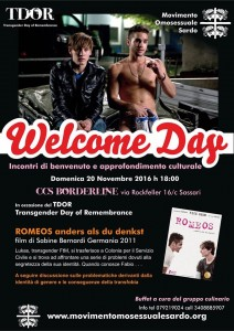 welcome day